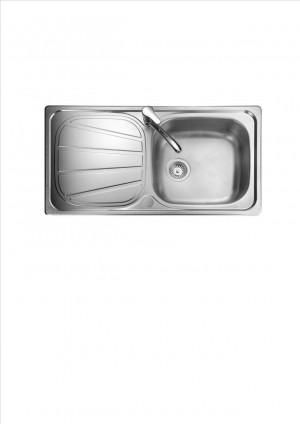 Rangemaster Baltimore Single Bowl Sink - BL9501