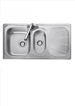Rangemaster Baltimore 1 1/5 Bowl Sink - BL9502