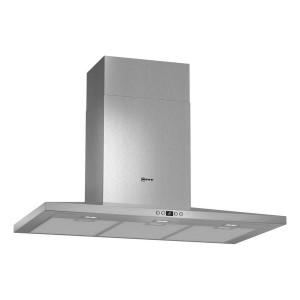 Neff D69SH52N0B 90 Stainless Steel Chimney Hood
