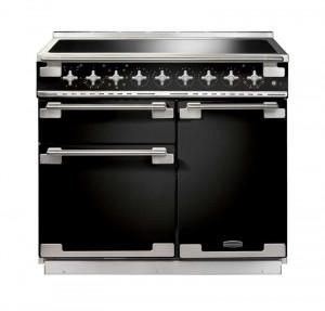 Rangemaster Elise 100 Induction Black Range Cooker ELS100EIGB/ 100160