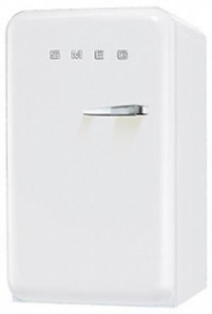 Smeg FAB10HLB 50's Retro Style White Larder Fridge