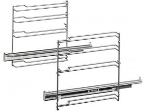 Bosch HEZ638170 1 Level Telescopic Rail