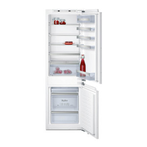 Neff N70 Built-In Fully Integrated 60/40 Fridge Freezer KI6863FE0G