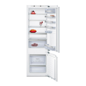 Neff N70 Built-In Fully Integrated 70/30 Fridge Freezer KI6873FE0G