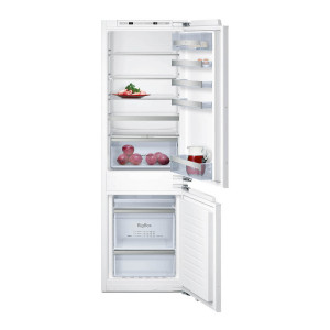 Neff N70 Built-In Fully Integrated 60/40 Frost Free Fridge Freezer KI7863DF0G