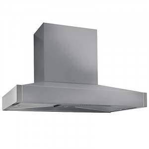 Mercury 1200 Pitch Canopy Stainless Steel Hood