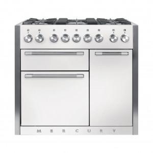 Mercury MCY1000DF Dual Fuel Snowdrop Range Cooker