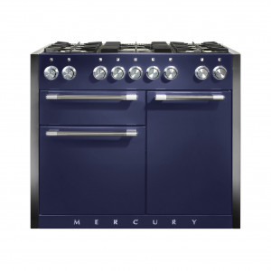 Mercury MCY1082DF Dual Fuel Blueberry Range Cooker