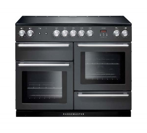 Rangemaster Nexus 110 Induction Slate Range Cooker NEX110EISL/C 106150