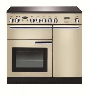 Rangemaster Professional Plus 90 Ceramic Cream Range Cooker PROP90ECCR/C 91820