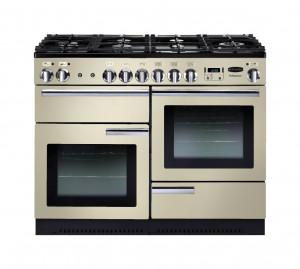 Rangemaster Professional Plus 110 Natural Gas Cream Range Cooker PROP110NGFCR/C 91970