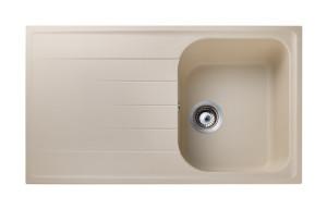 Rangemaster Amethyst Igneous AME860 Stone Granite Sink 47130