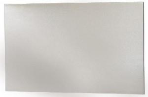 Rangemaster Universal 100cm  Splashback Stainless Steel LEISP100SS/ 95780