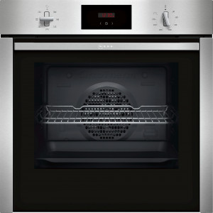 Neff N30 Single Built In Oven B3CCC0AN0B