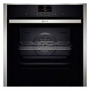 Neff N90 Slide & Hide Single Oven B47CS34H0B