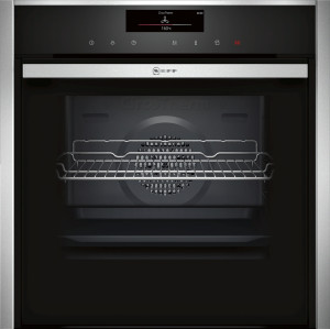 Neff N90 Slide & Hide Oven With Full Steam B48FT78H0B