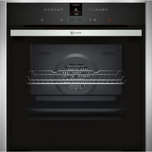 Neff N70 Slide & Hide Pyrolytic Single Oven B57CR23N0B