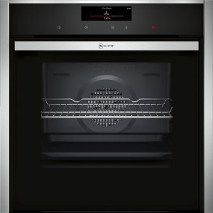 Neff N90 Slide & Hide Pyrolytic Single Oven B58CT68H0B