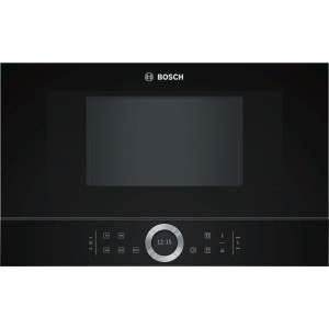 Bosch Serie 8 BFL634GB1B Built-in Microwave