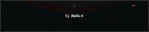 Bosch Black Electric Warming Drawer BIC630NB1B