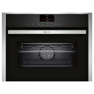Neff N90 Compact 45cm Oven with Full Steam C17FS32H0B