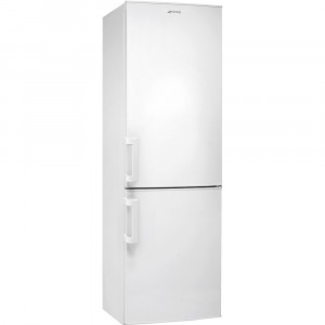Smeg 60cm White Freestanding 340 Litres A+ Rating Fridge Freezer CF33BP