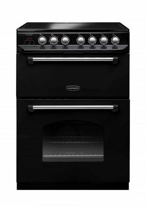 Rangemaster Classic 60cm Dual Fuel Cooker Cream/Chrome Trim CLA60DFFBL/C 128080