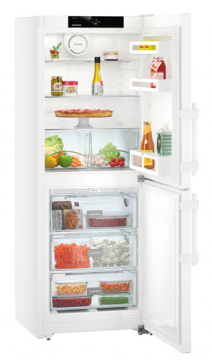 Liebherr CN 3115 Comfort White Fridge Freezer