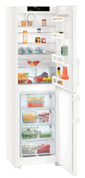 Liebherr CN 3915 Comfort White Fridge Freezer