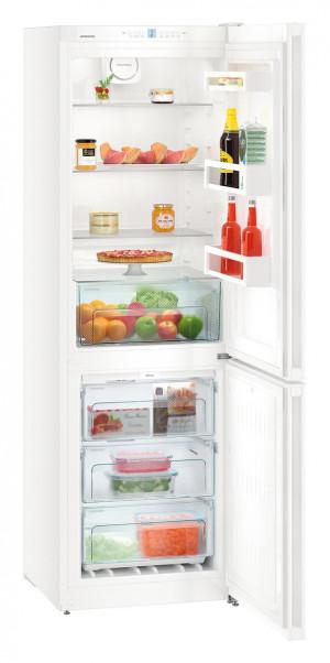 Liebherr CN4313 Freestanding NoFrost White Fridge Freezer