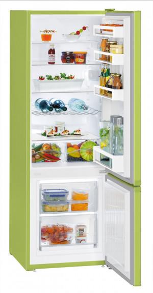 Liebherr CUkw2831 SmartFrost Comfort Fridge Freezer