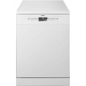 Smeg 60cm White Freestanding Dishwasher DF613PW