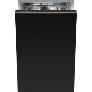 Smeg 45cm Fully Integrated Dishwasher DIC410