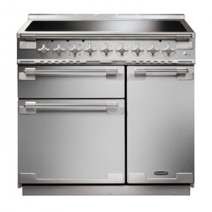Rangemaster Elise 90 Induction Stainless Steel Range Cooker ELS90EISS/ 107860