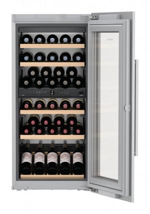 Liebherr EWTdf2353 Vinidor Stainless Steel Built-In Wine Cooler