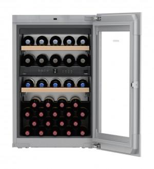 Liebherr EWTgw1683 Vinidor White Built-In Wine Cooler