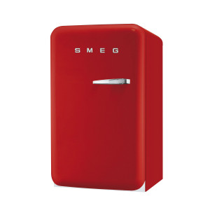 Smeg FAB10HLR 50's Retro Style Red Larder Fridge
