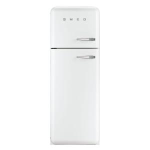 Smeg FAB30LFW 50's Retro Style White Fridge Freezer