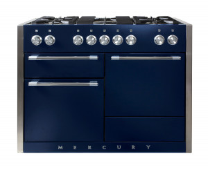 Mercury MCY1200DF Dual Fuel Indigo Range Cooker