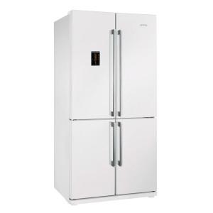Smeg FQ60BPE White Fridge Freezer