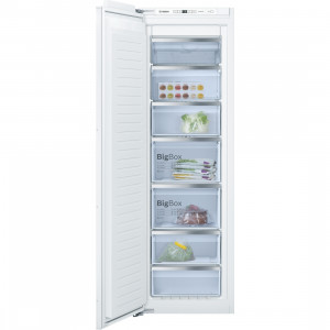 Bosch GIN81AE30G 177 Tall Built-in Freezer