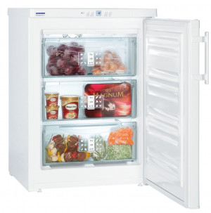 Liebherr GNP 1066 Premium NoFrost White Freezer