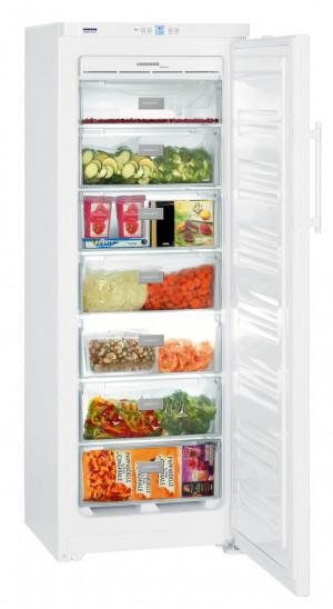 Liebherr GNP 2713 Comfort NoFrost White Freezer