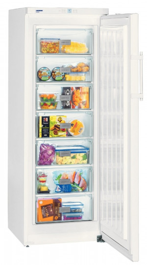 Liebherr GP 2733 Comfort SmartFrost White Freezer