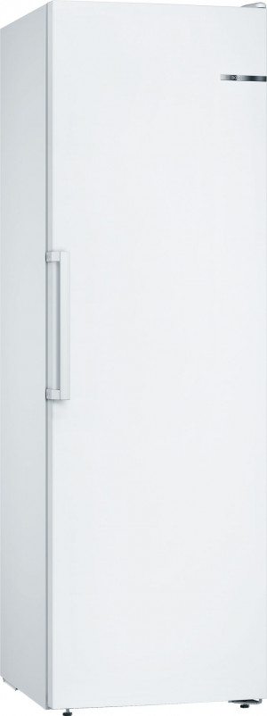 Bosch Serie 4 GSN36VW3VG No Frost Freestanding White Upright Freezer