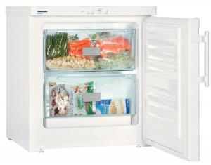Liebherr GX 823 Comfort SmartFrost White Freezer