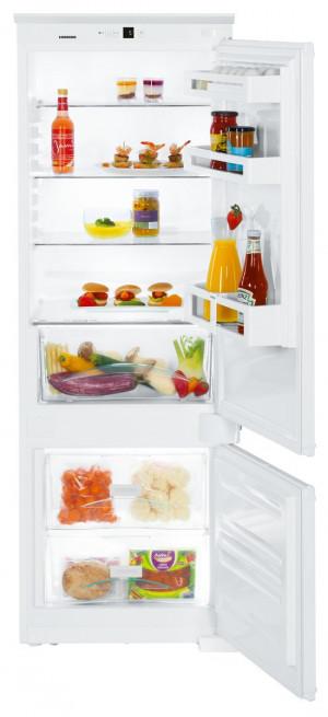 Liebherr ICUS2924 Built-In Comfort SmartFrost White Fridge Freezer