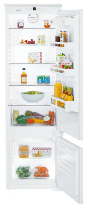 Liebherr ICUS3224 Built-In Comfort SmartFrost White Fridge Freezer