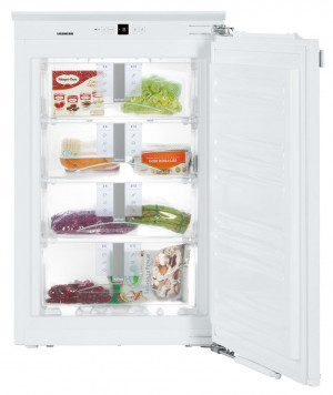 Liebherr IGN1664 Built-In Premium White Freezer