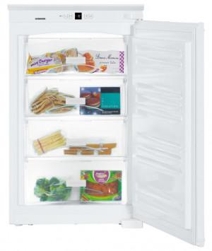 Liebherr IGS1624 Built-In Comfort White Freezer